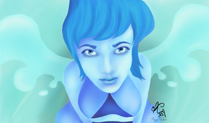 Lapis Lazuli by Angie-Andrea