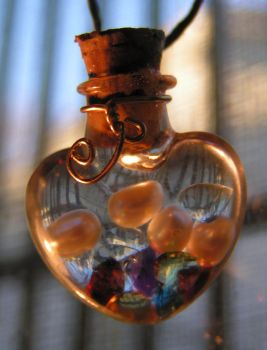 Magic Vial - Heart of Hearts - Complete by Izile