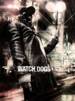 Watch Dogs Live Action Poster by alif32