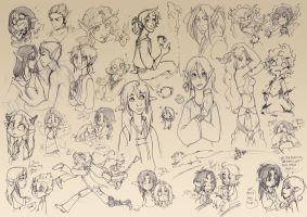RP Sketch Dump by Sio64