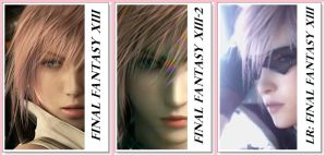 Lightning Final Fantasy :Generation to Generation by DJoeliantofarron