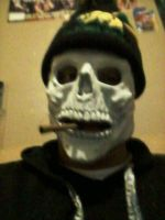 fuck a mask i want the ho 2 noe it was me by dookie1eR
