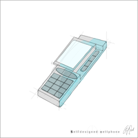selfdesigned_cellphone by JuStiZoReD