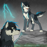 Ballad of the Storm Brothers by TwilightTraveler