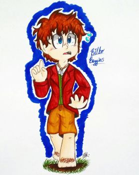 bilbo by Lexie-Starbeam