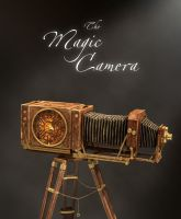 'Ai-Ren' The Magic Camera by bigquix