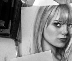 Emma Stone pt 1 by analuizantunes
