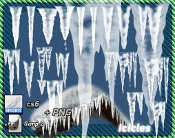 Icicles by roula33