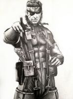 metal gear solid portable ops by devilwithin91