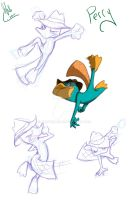 Perry Action Sheet by KicsterAsh