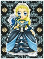 The Lady Rococo +Collab+ by Royal-Anime-Club