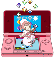 3DS DDR - Sumomo by clampfan101