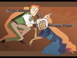 todd and petunia by jknozmo