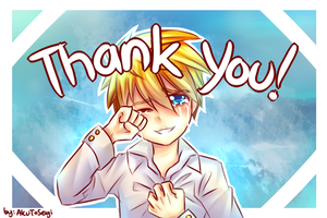 Thank you! by AkuToSeigi