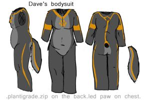 Dave bodysuit plan by Grion