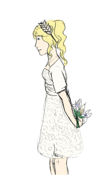 Charlie's Wedding outfit by Tursi-doodles