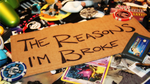 The Reasons I'm Broke by Peppertography