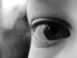 Eye of my little brother by AlopexXx