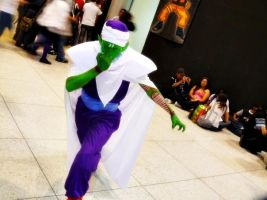 Piccoro cosplay piccolo cosplay by Ralph-cosplay