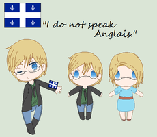 Hetalia OC - Quebec by Karma-Maple