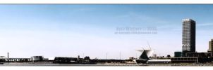 Milwaukee panoramic by mr-sarcastic1984