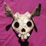 Legend of Zelda Skull Mask by Dr-K