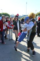 England and Sealand - AX 2012 by AtomicBrownie