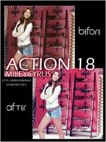 ACTION18 -  Only Cyrus by readytruefriend