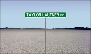 Taylor Lautner highway by thejediknight1