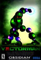 Vectorman Reborn by Hellzguardean