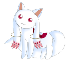 Request: Kyubey by Norphy