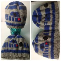 R2D2 Hat by holls
