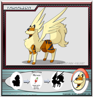 Alternative Evo: VALHALION by PEQUEDARK-VELVET