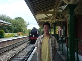 Bluebell Railway trip part.8 by YanamationPictures