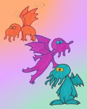 mood cthulhus by donatien1740