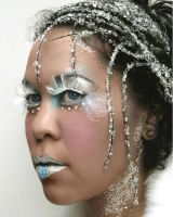 Ice Makeup by Wickedweb