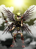 Archangel Michael by Shi-Gu