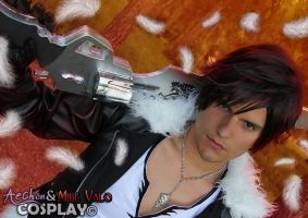 Squall by PinkuCrown