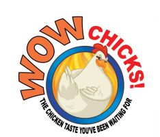 Wow chick logo by earthwormnistic