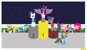 MLP World Champion  - World Brazil 2014 by CoNiKiBlaSu-fan