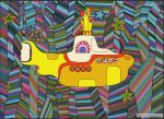 The Yellow Submarine by WaterLily-95