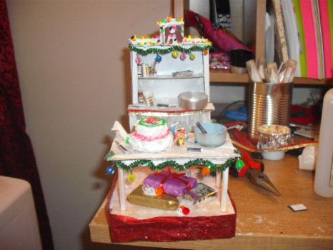 Christmas Cake by Summersethomes