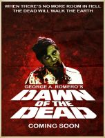 Dawn of the Dead Poster by foquinha156