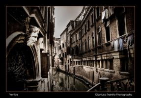 Venice - Canals by gltvisualart