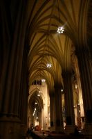 St. Patrick's Cathedral 01 by recklessfashion