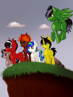 Title pic for Animorph11 by weirdfuzzything