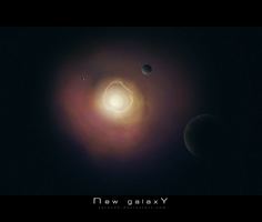 New galaxy by ZeroV25