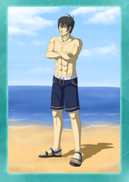 MM Beach Event: Yamato....@Fishing by Defying-Destiny