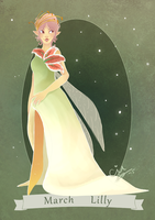 March Fairy by cindre