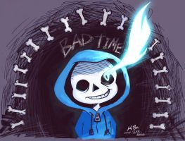 Bad Time by kevinbolk